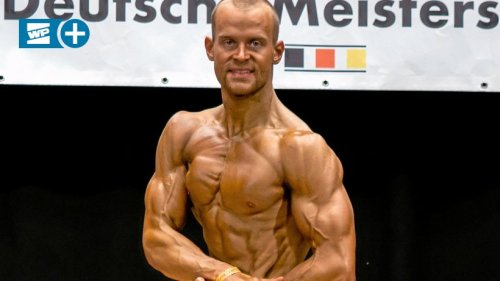 """""""Natural Bodybuilder"""" Julian Silberg aus Grafschaft"""
