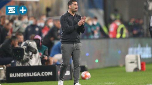 Schalke: Grammozis' Glück sind aktuell starke Einzelspieler
