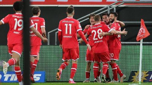 Live: Fortuna will Aufstiegschance gegen Braunschweig wahren