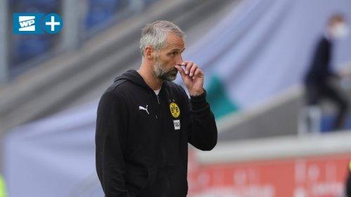 BVB-Trainer Marco Rose drohen viele Stolperfallen