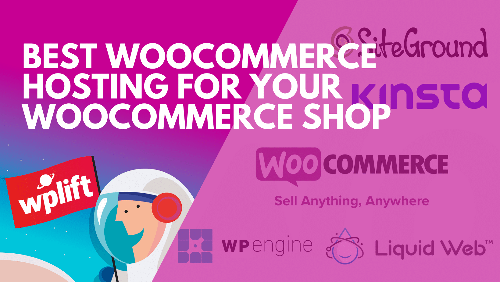 Best WooCommerce Hosting For Your WooCommerce Shop