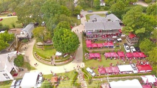 Arkansas' Most Expensive Listing Is a $12M Hog Heaven for Tailgaters
