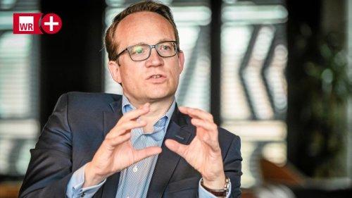 Neuer RWE-Chef Markus Krebber: Deutschland ist zu langsam