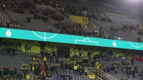 Nur wenige BVB-Fans im Stadion - Was sind die Gründe?