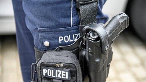 Hagen: Polizei stoppt Mann mit Messer in der Boelerheide