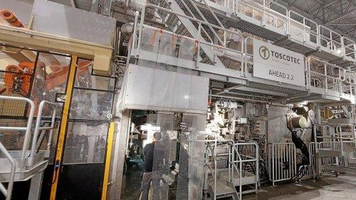 Arnsberg: WEPA investiert in neue Papiermaschine in Polen