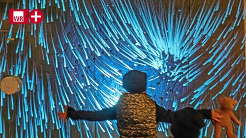 """Arnsberg: Bei Festival """"Dark"""" wird Zuschauer zum Lichtakteur"""