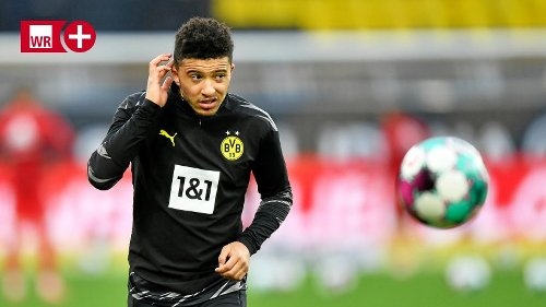 Wie viele BVB-Spiele erlebt Jadon Sancho noch?