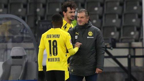 BVB-Sportdirektor Michael Zorc stellt sich schützend vor Youssoufa Moukoko