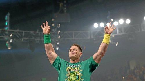 Superstar John Cena ist zurück – WWE wieder mit Zuschauern