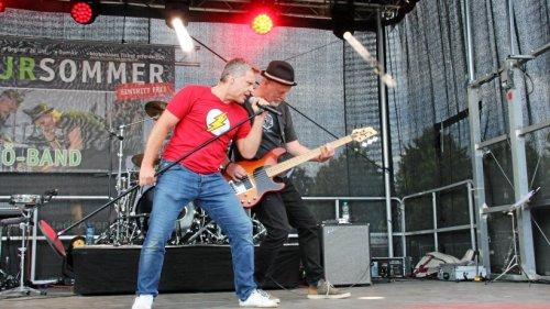 Attendorner Kultursommer: Bei Ö-Band will niemand nach Hause