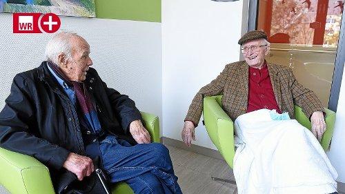 Hagen: 100 und 99 Jahre alt – Freundschaft überdauert Corona