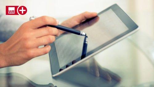 Verbraucherzentrale warnt vor Unterschriften auf Tablets