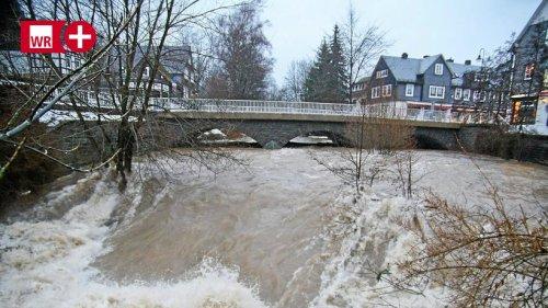 Weide: Bad Berleburg gegen Extrem-Hochwasser nicht gewappnet