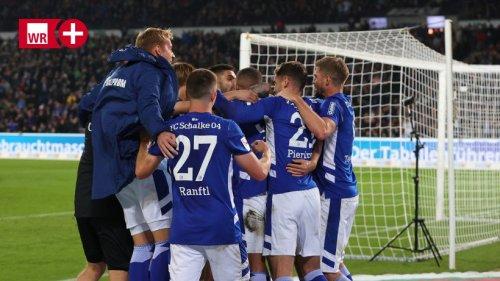 """S04-Fans singen schon: """"Schalke wird Deutscher Meister"""""""