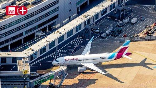 Eurowings-Flieger landet in Paderborn statt Düsseldorf