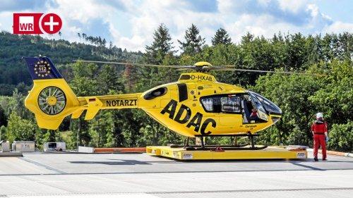 So oft werden Hubschrauber im Hochsauerland angefordert