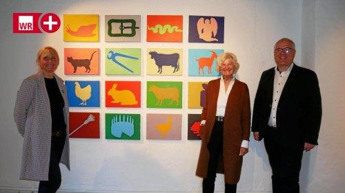 Ausstellung in Schmallenberg verführt zur Kunst