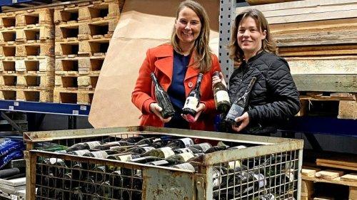Brilon bei Nacht: Flutwein-Verkauf mit bewegender Geschichte