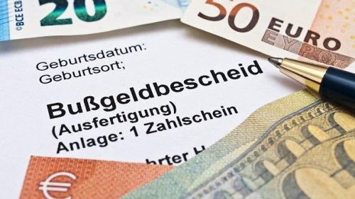 Bußgeldkatalog: Das sind die neuen Bußgelder laut StVO-Novelle