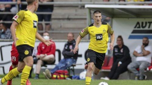 3. Liga: Aufsteiger BVB II feiert Auftaktsieg in Zwickau