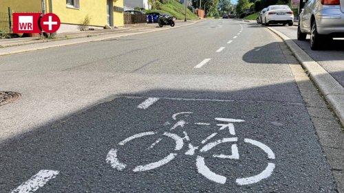 Gevelsberg: Diese Radstreifen will die FDP entfernen