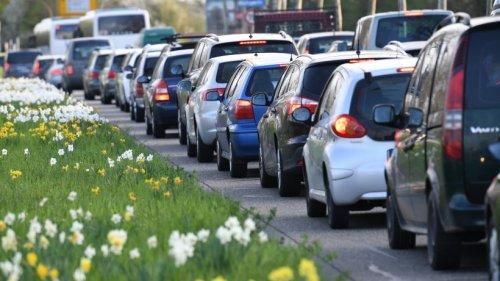 NRW: Viele Staus am letzten Ferienwochenende erwartet