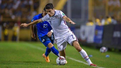 BVB: Giovanni Reyna verletzt sich bei der Nationalmannschaft