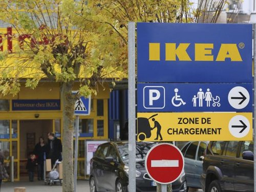 Ikea fined $1.3 million over spying campaign in France