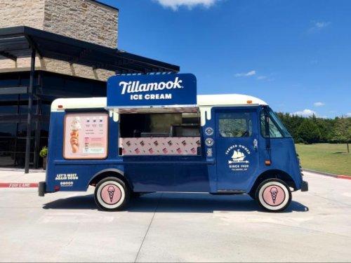 Tillamook Ice Cream Truck is in Raleigh Sept. 1-Oct. 3