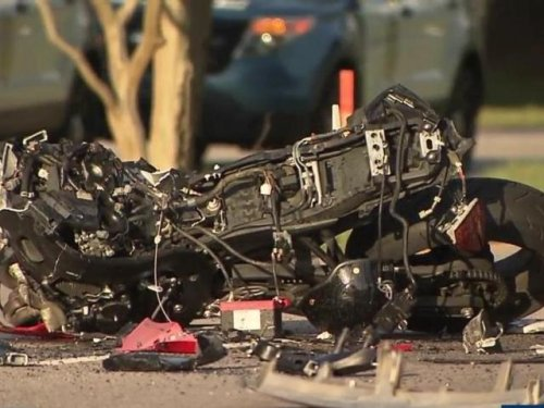 Motorcycle driver dead after colliding with SUV in Raleigh
