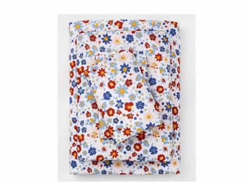 Floral Microfiber Sheet Set 50% off at Target :: WRAL.com