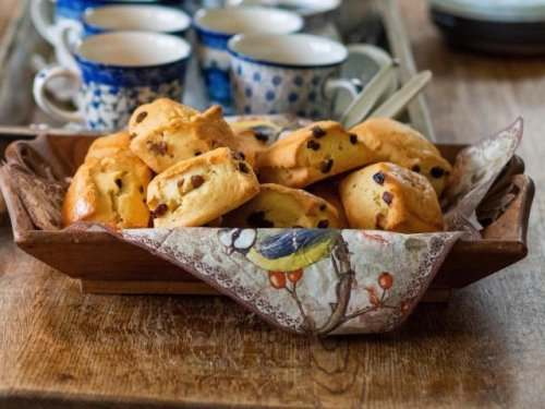 Cary church offers virtual biscuit and scone-making class for Mother's Day