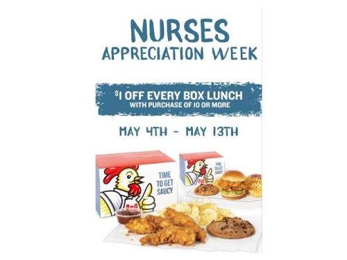 National Nurses Week Deals May 6-12 :: WRAL.com