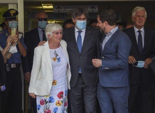 Catalan ex-leader Puigdemont freed temporarily in Sardinia :: WRAL.com