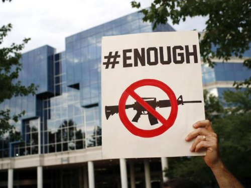Ransomware gang says it targeted National Rifle Association