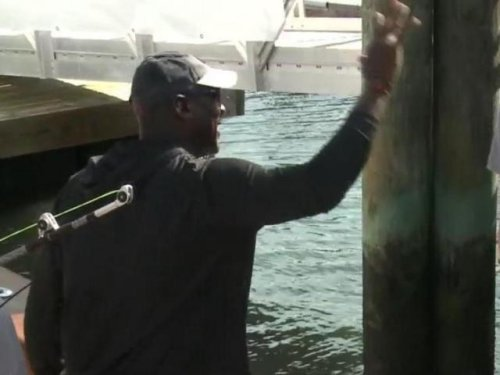 Michael Jordan and 'Catch 23' team reels in 25-pound dolphin at Big Rock Tournament :: WRALSportsFan.com
