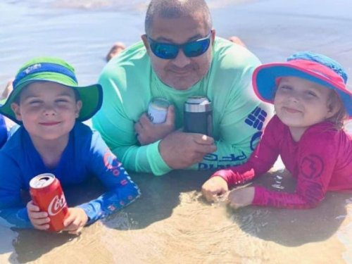 NC firefighter and wife die after battle with COVID-19, leaving behind 4 kids