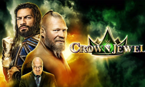 WWE Crown Jewel results: live coverage
