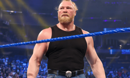 Brock Lesnar has been indefinitely suspended by WWE