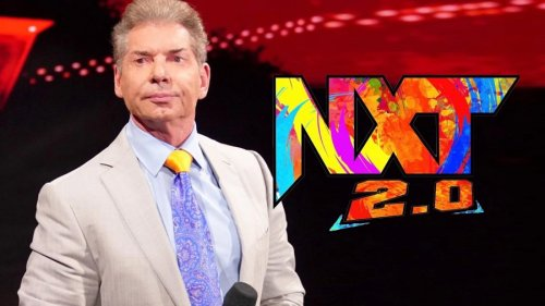 Vince McMahon reportedly wants WWE NXT 2.0 to be edgier with harsher language, more lenience on female gear
