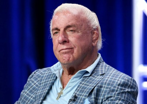 Ric Flair pulled from New York Comic Con?