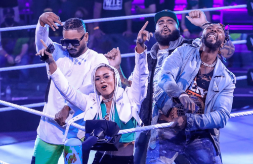 Original plans for Hit Row on WWE Friday Night SmackDown