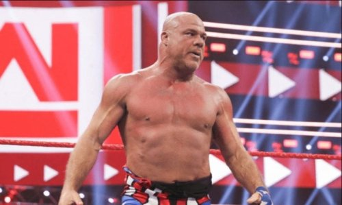 Kurt Angle says he's in extreme pain all day + he talks about real-life issues with Jeff Jarrett in TNA, Montreal Screwjob