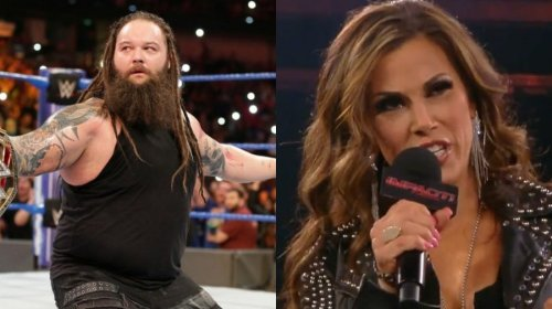 Mickie James rips WWE for releasing Bray Wyatt and giving his gimmick to someone else