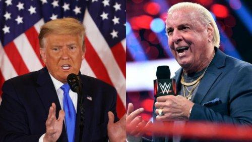 Ric Flair set to host political fundraiser event for Donald Trump and Herschel Walker