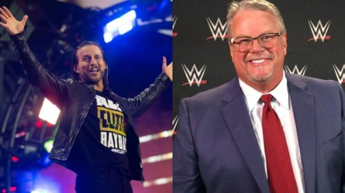Bruce Prichard reportedly came up with the idea to cut Adam Cole's hair and make him a manager in WWE