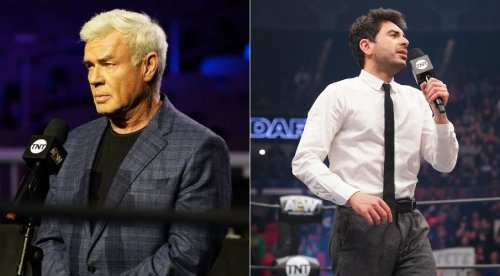 Tony Khan responds to Eric Bischoff, says Bischoff ran guys like Chris Jericho and Eddie Guerrero out of WCW