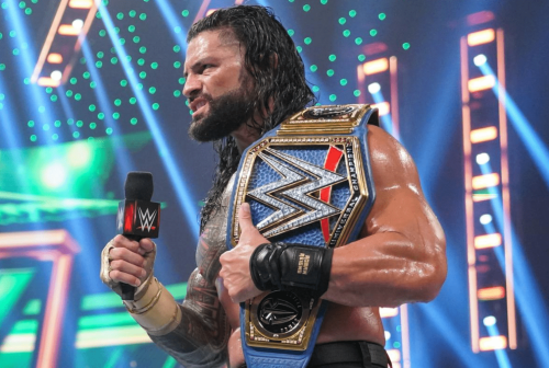 Roman Reigns will return to WWE Raw this Monday night
