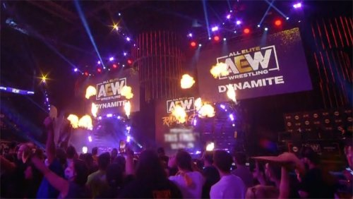 Former WWE star to debut on AEW Dynamite next week?